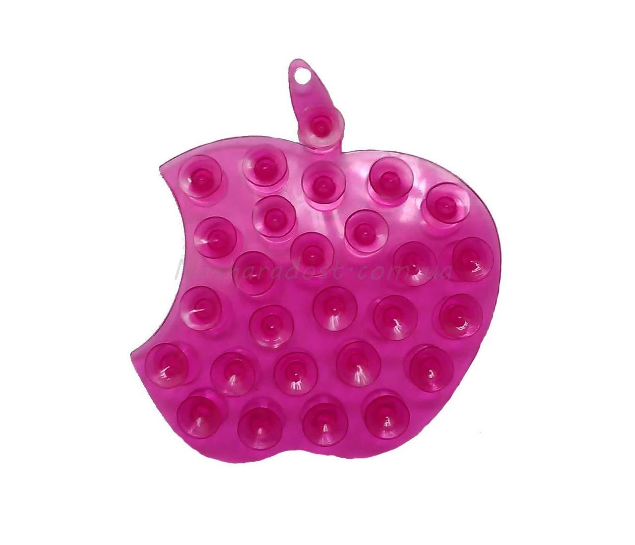 Полочка- липучка Яблоко фиолетовое