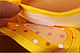 Слюнявчик фартук с ковшом для еды на липучке Silly monkey (02146), фото 3
