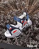 Кожаные сандалии для мальчика Tom.m 7972D, 27-32 размеры., фото 2