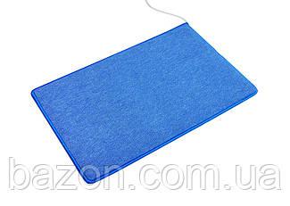 Килимок з підігрівом 530x630 мм 66 Вт Синій Solray CS-5363