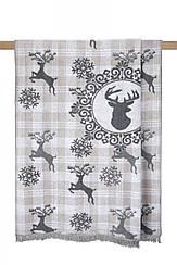 Плед 150х200 см Хлопок Deer Arya AR-TR1005193