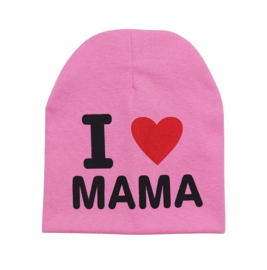 Шапка I love mama (07289)