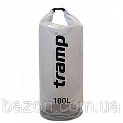 Гермомешок 100л. прозрачный Tramp TRA-109