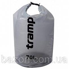 Гермомешок 100л. прозрачный Tramp TRA-109 70