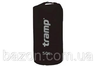 Гермомешок Nylon PVC 20л. красный Tramp TRA-102 50, Черный