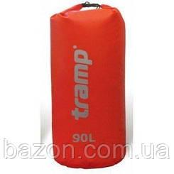 Гермомешок Nylon PVC 20л. красный Tramp TRA-102 90, Красный