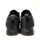 Чоловічі кросівки весняні шкіряні, в стилі Джордан, фото 8