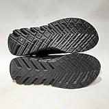 Чоловічі кросівки весняні шкіряні, в стилі Адідас Terrex легкі, фото 8