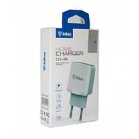 Блок питания 2.1А На 2 USB inkax CD-35 | ОН000360