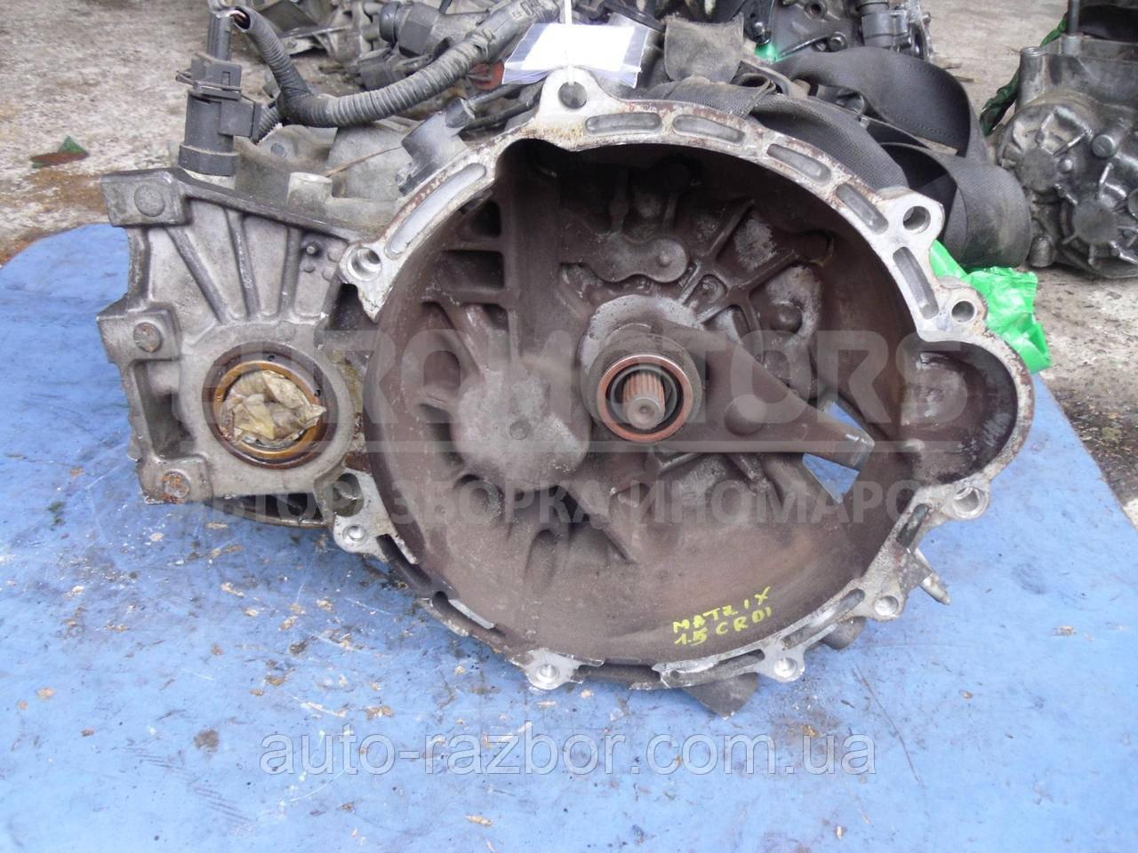 МКПП (механічна коробка перемикання передач), 5-ступка гідр натиск Hyundai Getz 2002-2010 1.5 crdi M56CF2