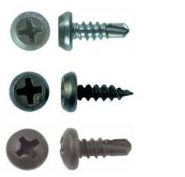 Саморез для соединения метало-профилей (блоха, клопы)