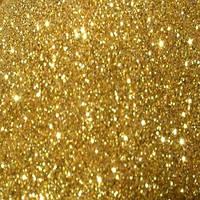 Глиттер золото