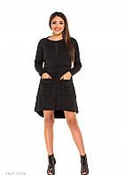 Платья ISSA PLUS 9660 XL черный