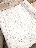 Пеленальный матрасик \ Матрас на пеленальный комод \ матрасик на пеленатор, фото 2