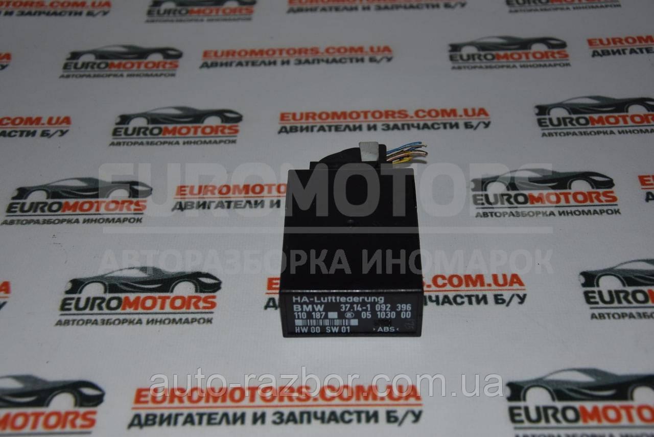 Блок управління подачею повітря BMW 5 (E39) 1995-2003 37141092396