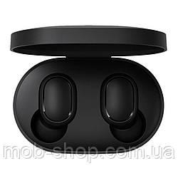 Бездротові навушники Xiaomi Redmi Airdots 2 black Bluetooth навушники з блютузом