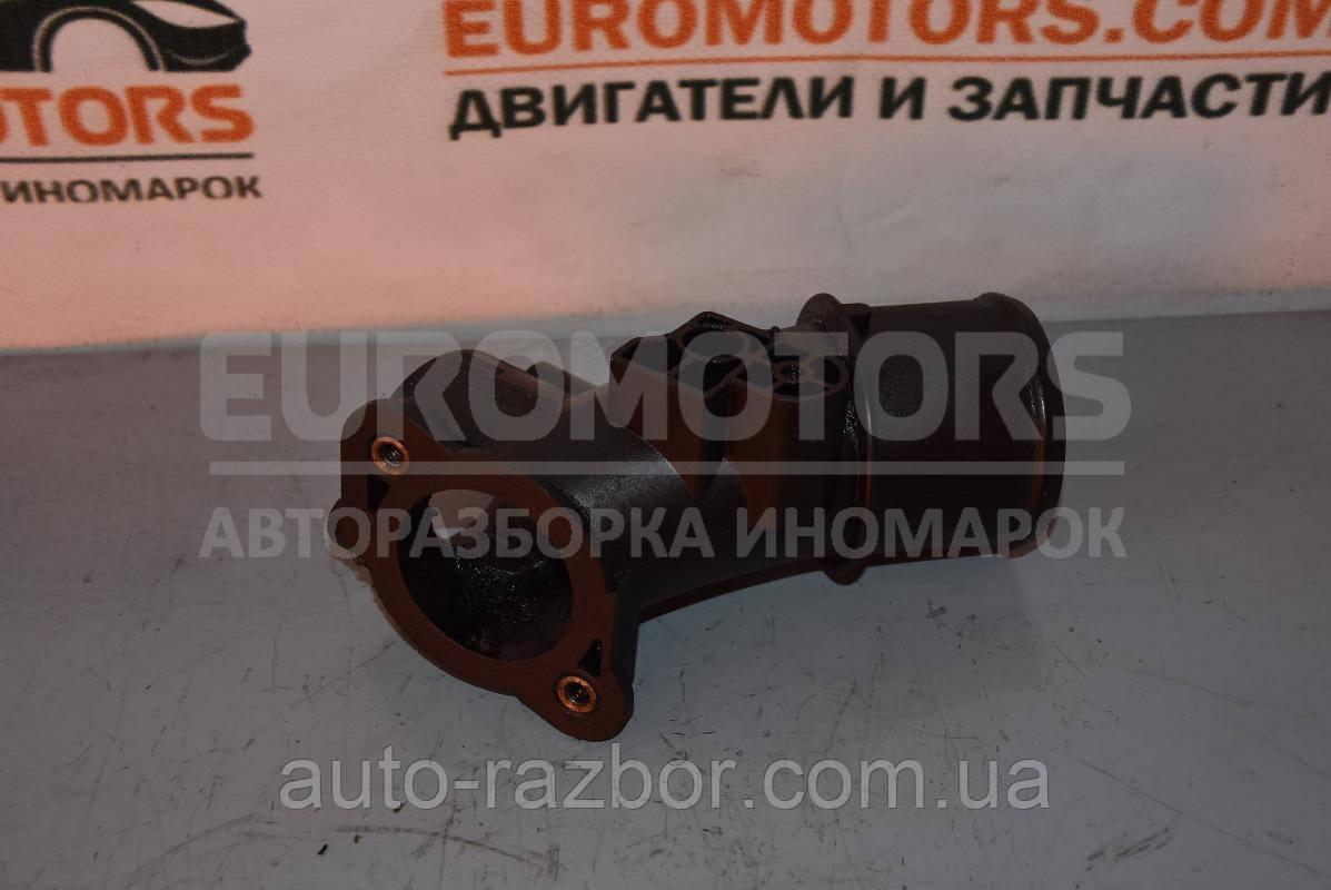 Патрубок впускного коллектора тройник (фланец) Citroen Jumper 2.2Mjet 2006-2014 6U3Q9E470AD 57842