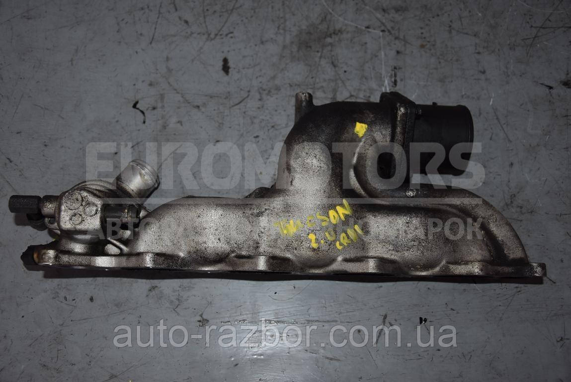 Коллектор впускной Hyundai Tucson 2.0crdi 2004-2009 66277
