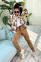 Костюм комплект женский брючный куртка рубашка футболка брюки ремень