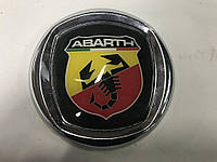 Fiat Scudo 1996-2007 гг. Значок (Abarth, самоклейка) 85 мм