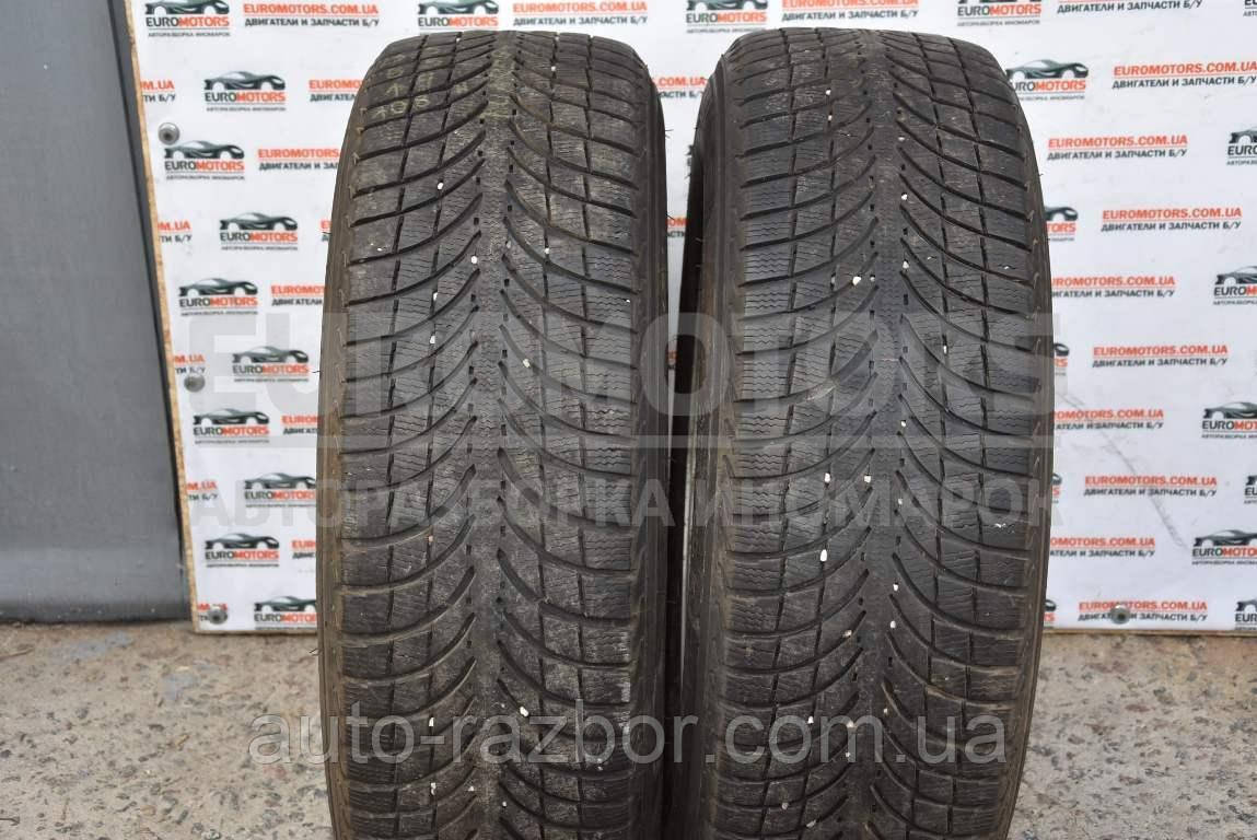 Гума Michelin Latitude Alpin 235/65/R17 108H зима VW Touareg 2002-2010