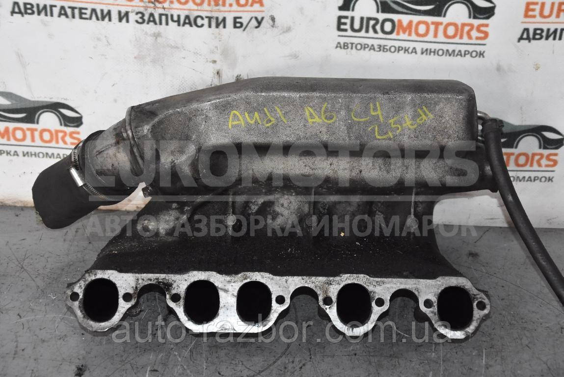 Колектор впускний Audi A6 (C4) 1994-1997 2.5 tdi 046129713F