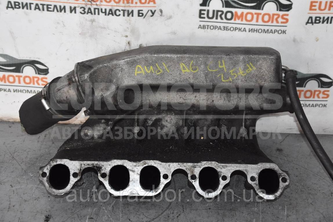 Коллектор впускной Audi A6 2.5tdi (C4) 1994-1997 046129713F 66978