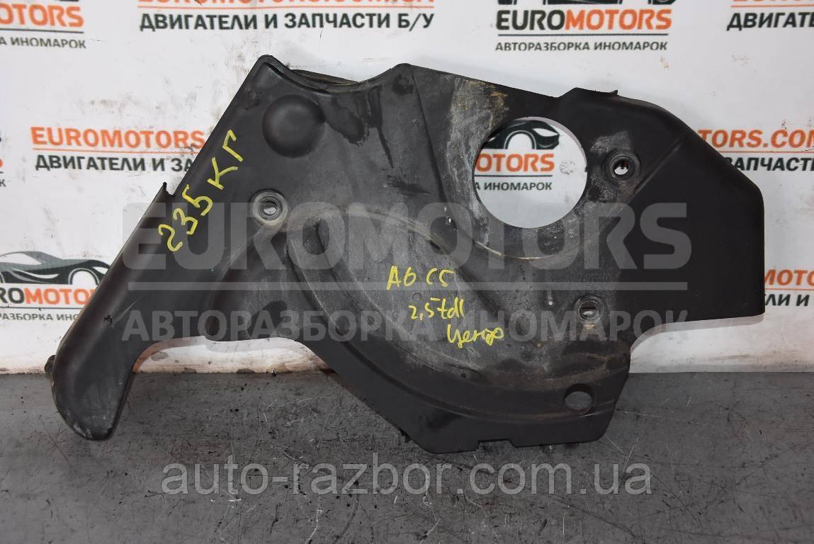 Захист ременя ГРМ центр Audi A6 (C5) 1997-2004 2.5 tdi V6 24V 059103926b