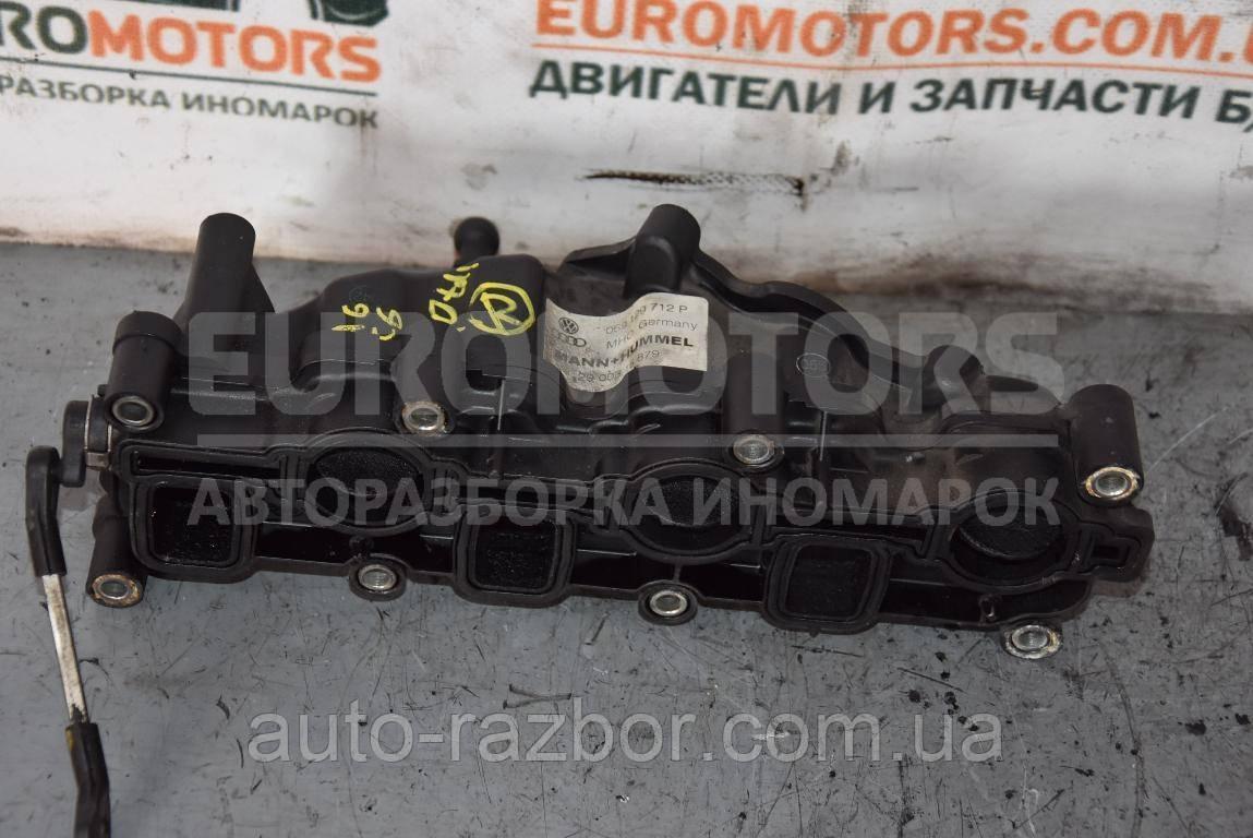 Коллектор впускной правый пластик Audi A6 3.0tdi (C6) 2004-2011 059129712P 67528