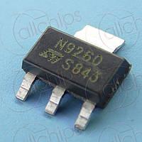 Транзистор PNP 600В 0.5А STM STN9260 SOT223