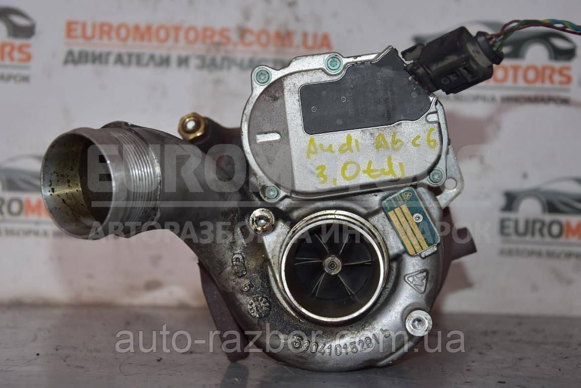 Турбіна Audi A6 (C6) 2004-2011 3.0 tdi 059145725J