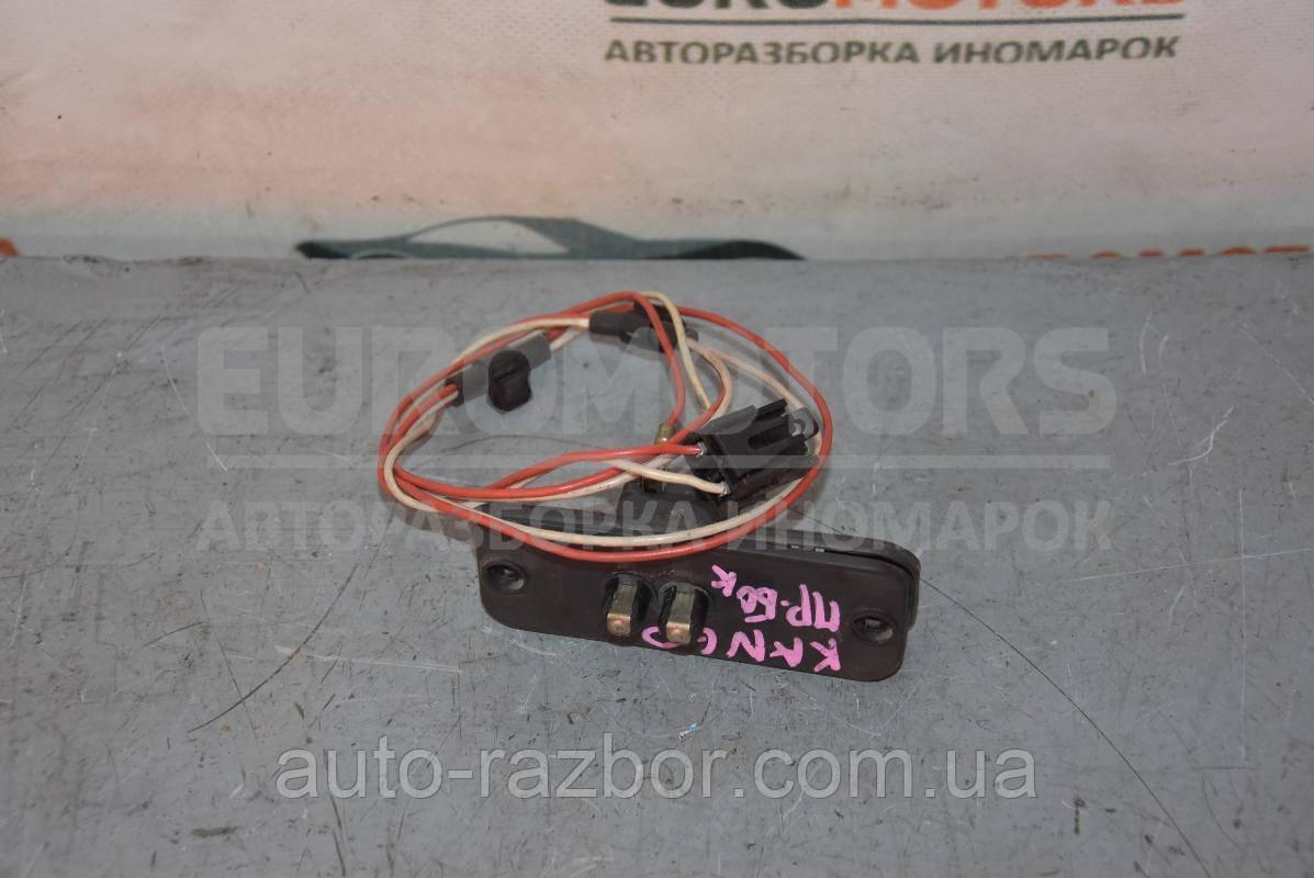 Контактная группа боковой сдвижной двери 2 пина Renault Kangoo 1998-2008 7700308812 62568