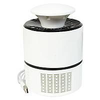 Лампа ловушка для комаров Mosquito Killer Lamp Белая (50)