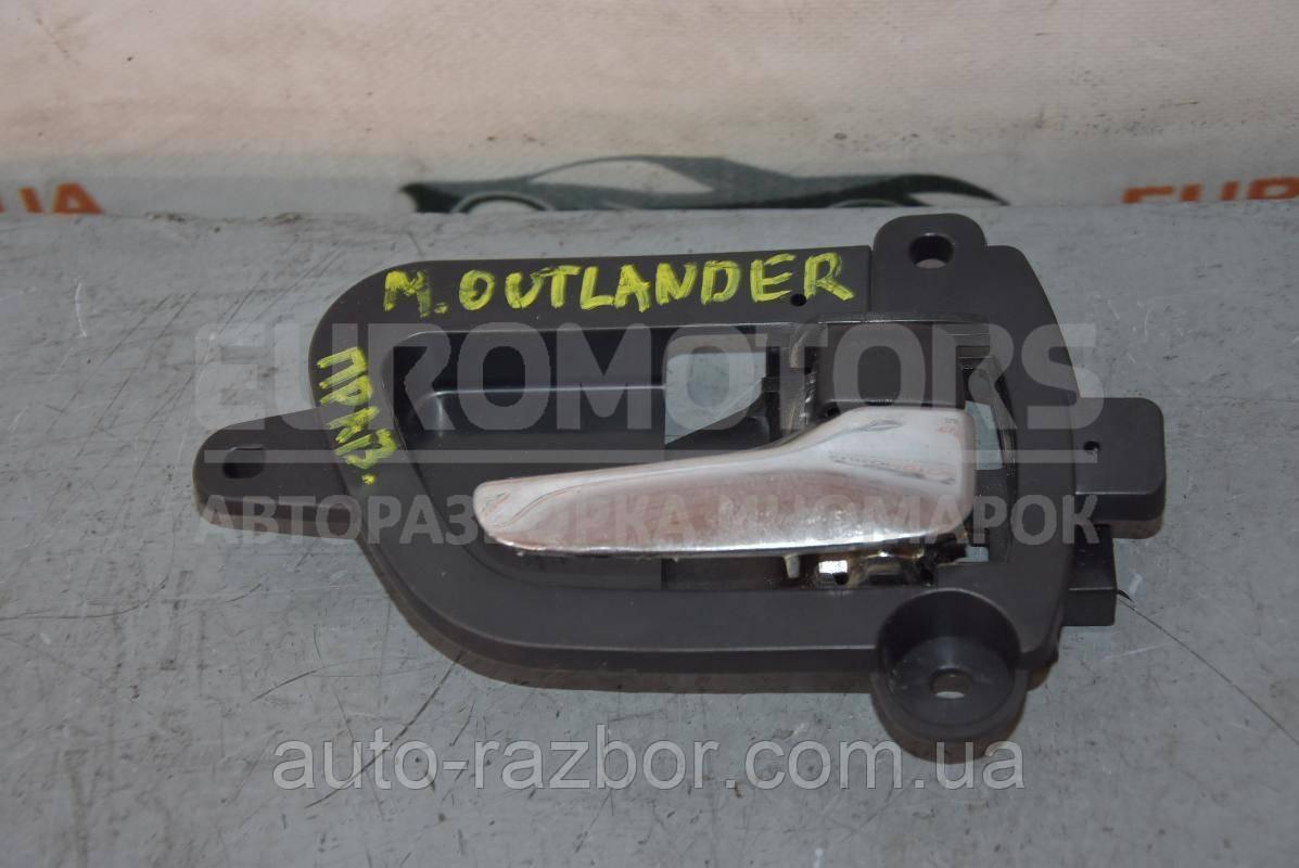 Ручка двери внутренняя правая Mitsubishi Outlander XL 2006-2012 MN105360 62326