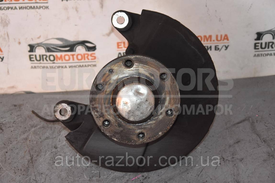 Поворотный кулак левый с ABS в сборе ступица Iveco Daily (E3) 1999-2006 70257