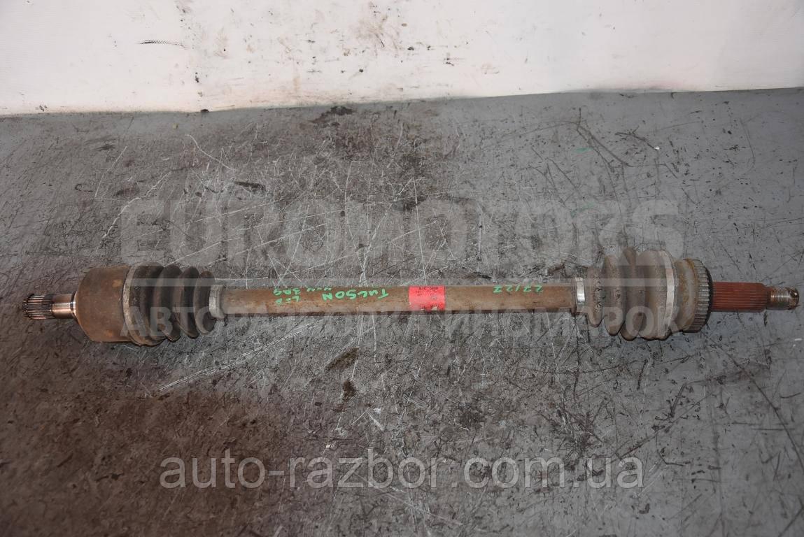 Полуось задняя левая=правая (27/27) с ABS (48) (Привод) 4х4 АКПП Hyundai Tucson 2.0 16V 2004-2009 496002E100