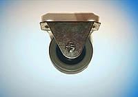 Мебельный ролик Н-50 мм, резиновый