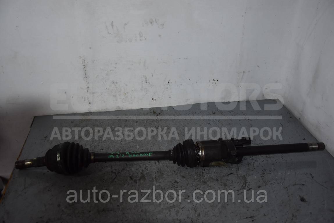 Піввісь передня права (35/41шл) без ABS МКПП (Привід) Fiat Ducato 2006-2014 2.2 hdi