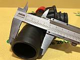 Коліно фільтр всмоктуючого обприскувача Ø 40 Коліно фільтра обприскувача Фільтри на обприскувач та запчастини, фото 2