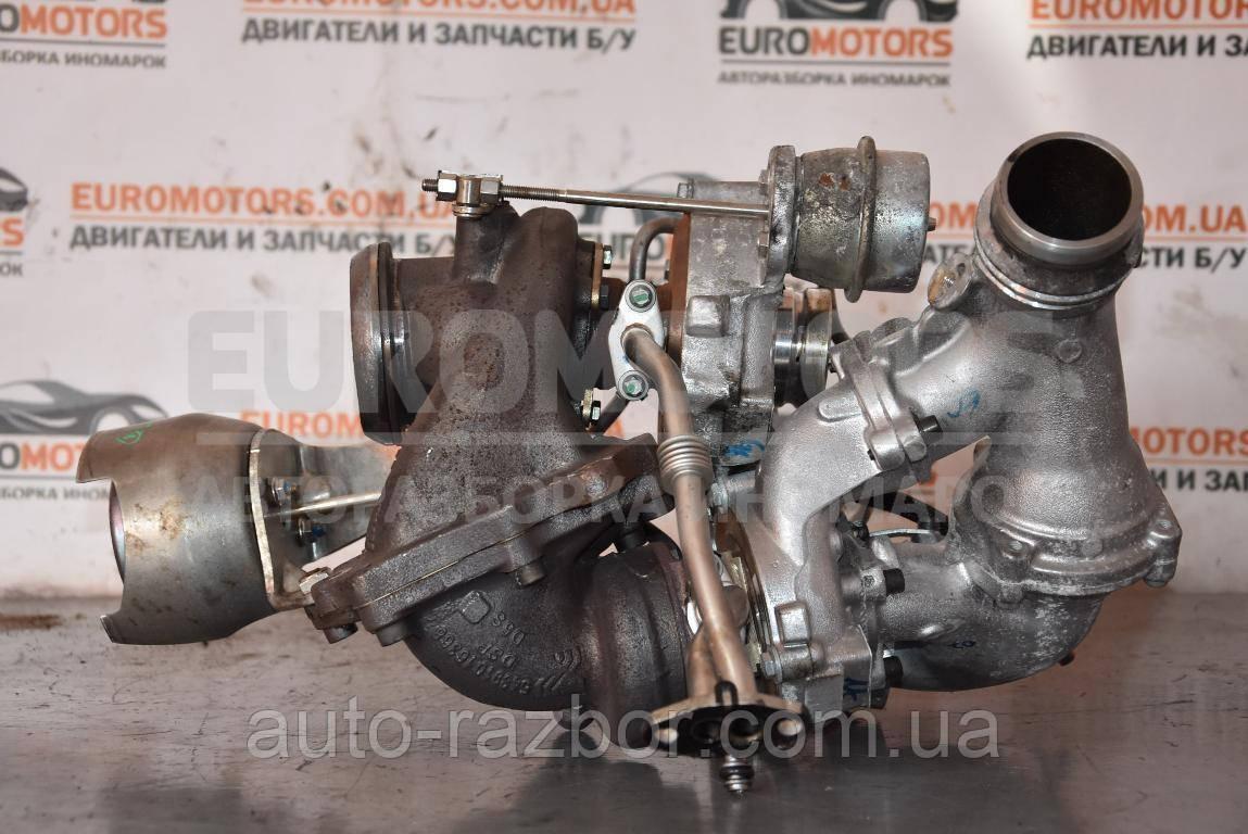 Турбіна в зборі Mercedes GLK-Class (X204) 2008-2015 2.2 cdi A6510906180