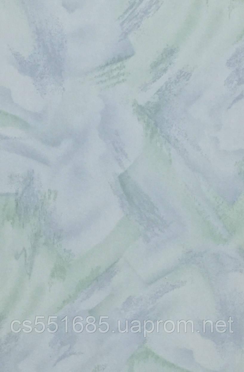 D.06.25 Пастель зеленая 250х6000х8мм. Пластиковые панели с термопереводом Riko (Рико)