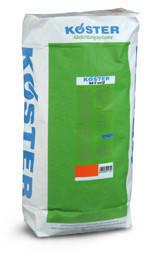 KÖSTER NB 2  (мешок - 25 кг)