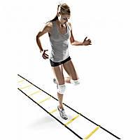 Координационная лестница для тренировки скорости 12 ступеней