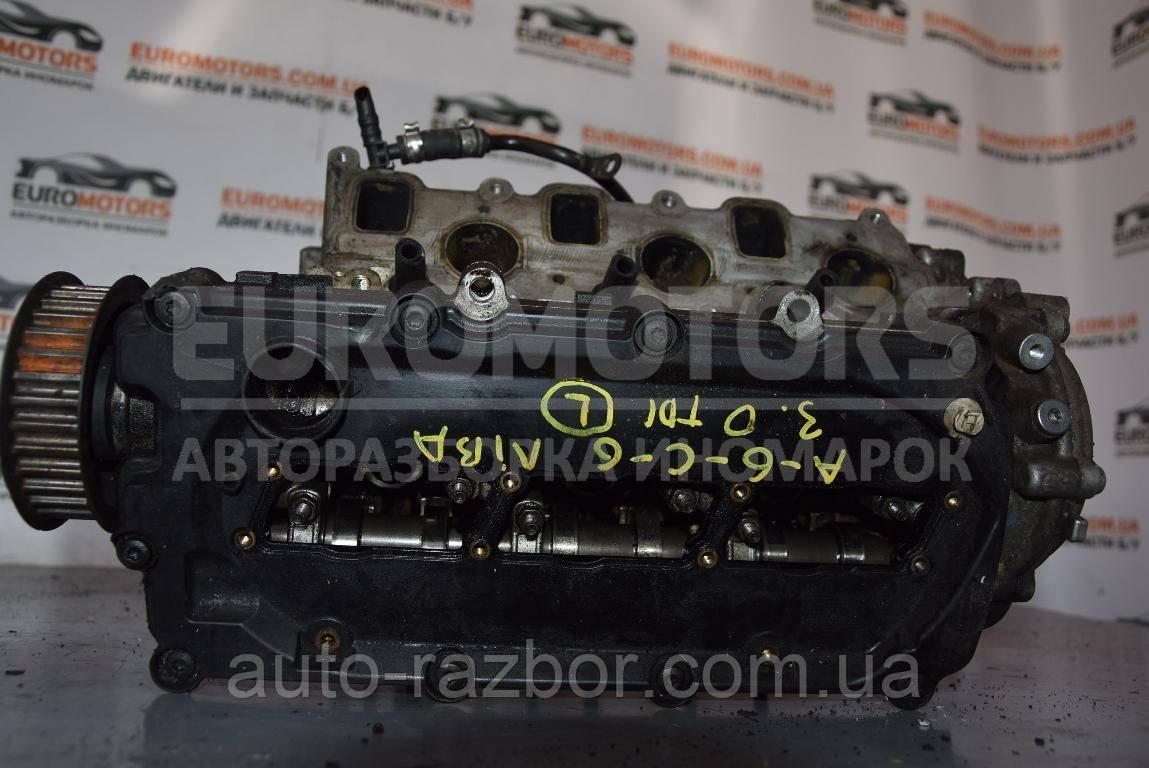 Головка блока в сборе левая Audi A6 2.7tdi, 3.0tdi (C6) 2004-2011 0593AG 69304