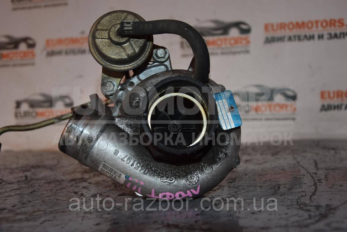 Турбина (есть люфт) Citroen Jumper 2.3jtd 2002-2006 504070186 74542
