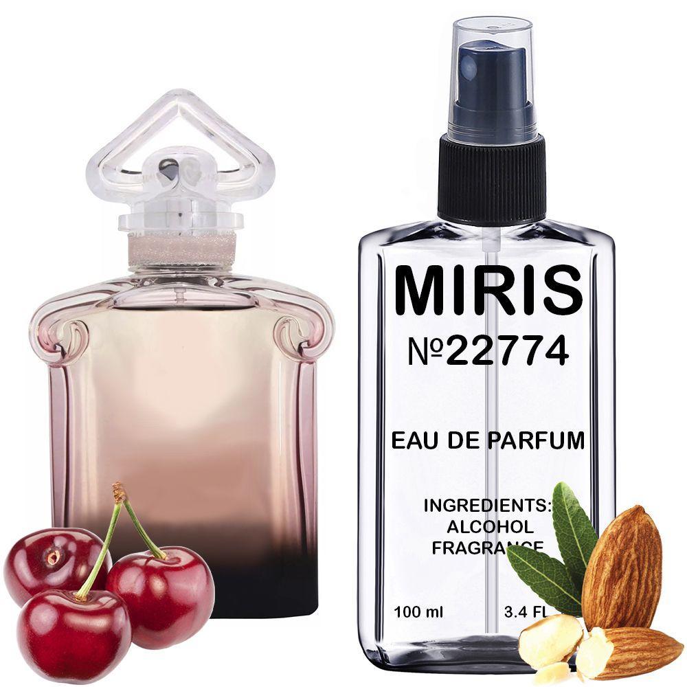 Духи MIRIS №22774 (аромат похож на Guerlain La Petite Robe Noire) Женские 100 ml