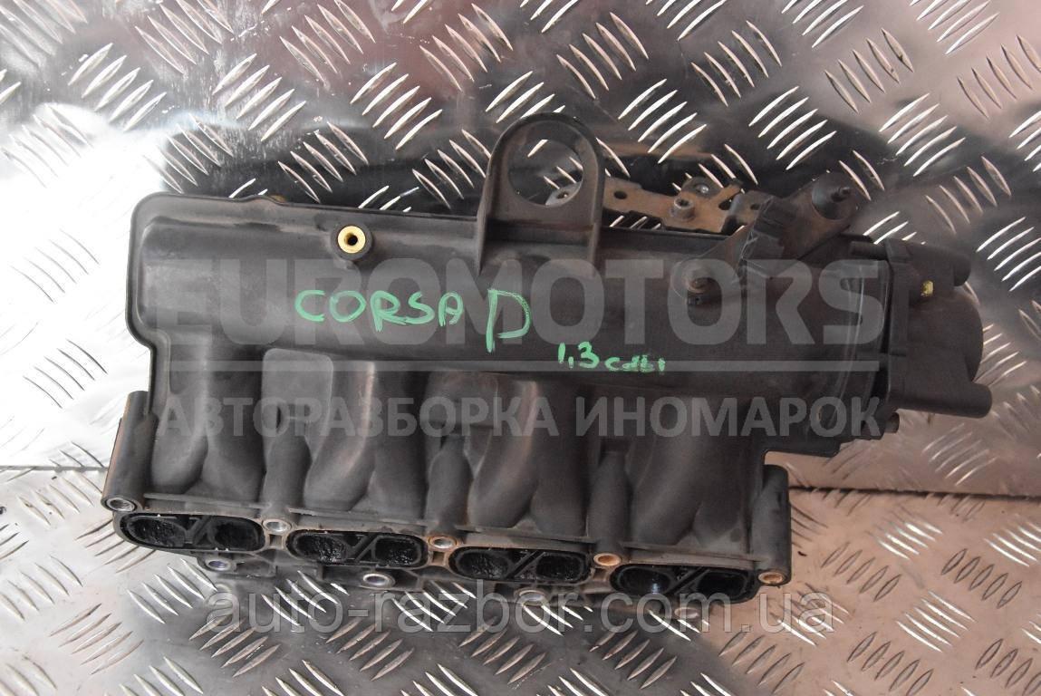 Колектор впускний пластик Opel Corsa (D) 2006-2014 1.3 cdti 55213267