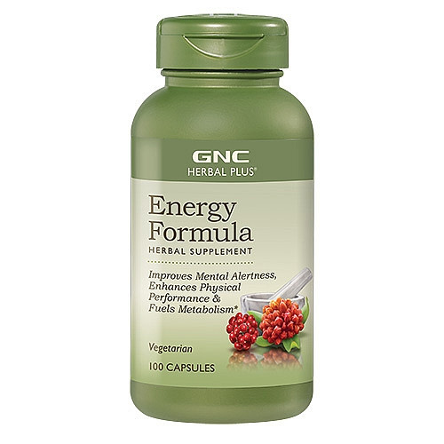 GNC Energy Formula 100 сaps