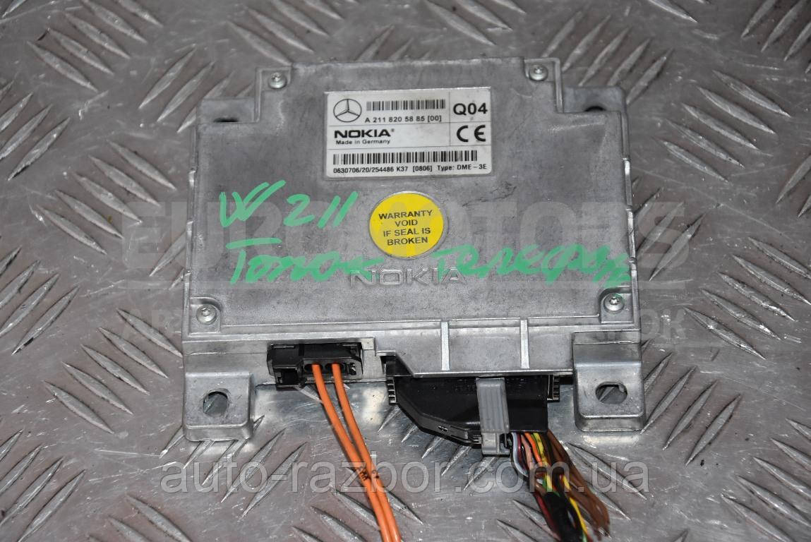 Блок управління системою телефону Mercedes E-class (W211) 2002-2009 A2118205885