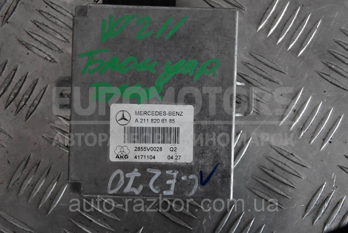 Блок управления системой телефона Mercedes E-class (W211) 2002-2009 A2118206185 114375